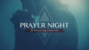 Prayer Night Summer 16