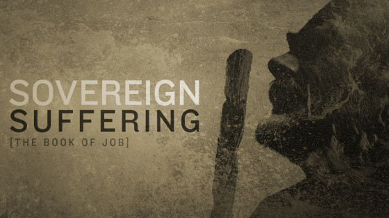 Sovereign Suffering: The Book of Job
